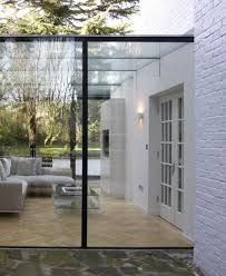 Image result for enclosed glass balcony on rear of house