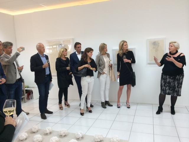 @BTI_NLE had onvergetelijke avond op @amstartfair met @rijksmuseum en @Stedelijk http://on.fb.me/1DXti5X