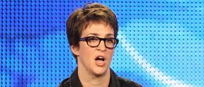 USAA To Stop Running Ads On Rachel Maddow's Show