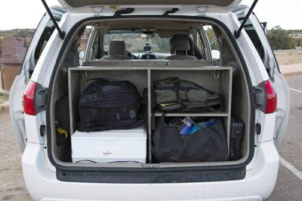 2008 Toyota Sienna Convertible mini van