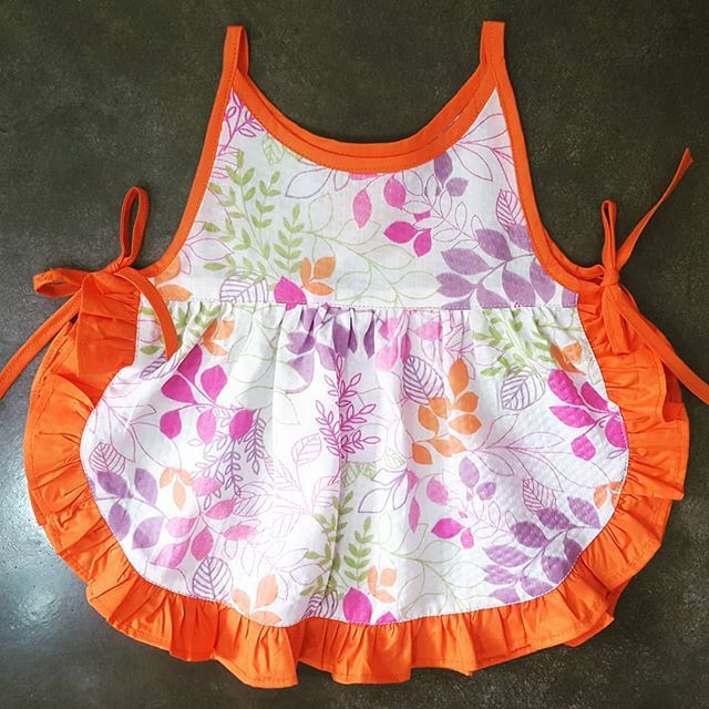 f536f68ac Love this Newborn Baby Dress an easy Method and explanation ...