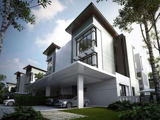 Sejati Residences - 3 Storey Semi Detached, Semi-detached House, , Cyberjaya, Selangor, Malaysia
