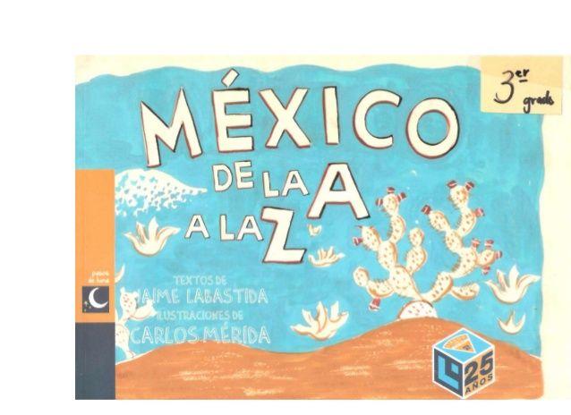 México  de la a a la z