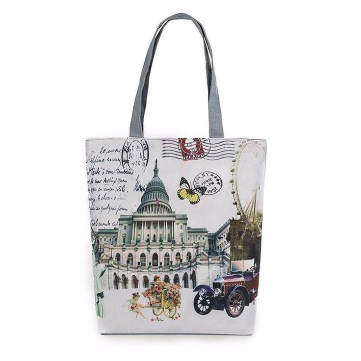 $5.71 (Buy here: https://alitems.com/g/1e8d114494ebda23ff8b16525dc3e8/?i=5&ulp=https%3A%2F%2Fwww.aliexpress.com%2Fitem%2FBest-Gift-Eiffel-Tower-Canvas-Tote-Casual-Beach-Bags-Women-Shopping-Bag-Handbags-12122%2F32779888623.html ) Best Gift Eiffel Tower Canvas Tote Casual drop ship beach Bags Women Shopping Bag Handbags 12122  Drop Shipping Wholesale for just $5.71
