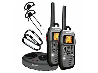 Keeping the lines of communication open is vital to survival in extreme situations... and it's just plain smart even when you're just out on a simple camping trip. These two-way radios have a huge 50-mile range and will keep you connected when it counts most.