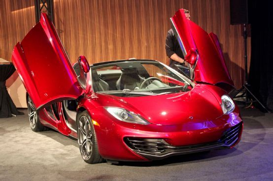 'The Gallery' Event Showcases High-End Cars at 2014 Detroit Show - Motor Trend WOT