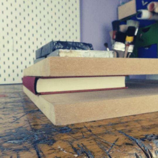 Anleitung Buchbinden