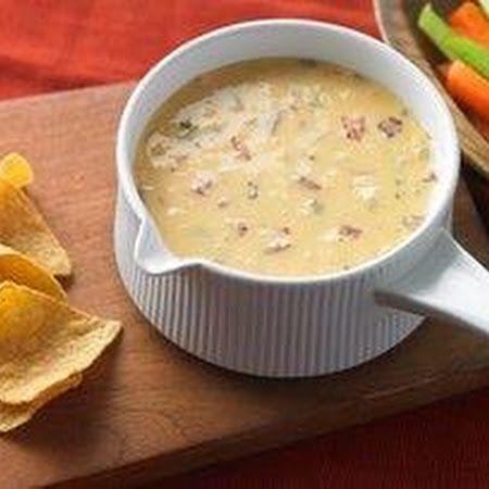 EL Chico' s cheese dip
