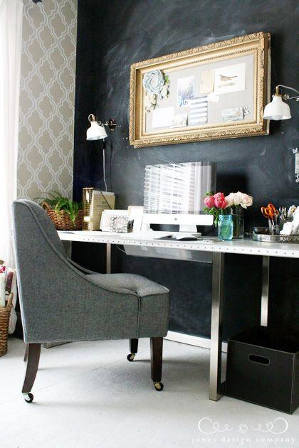 a new (semi diy) office chair