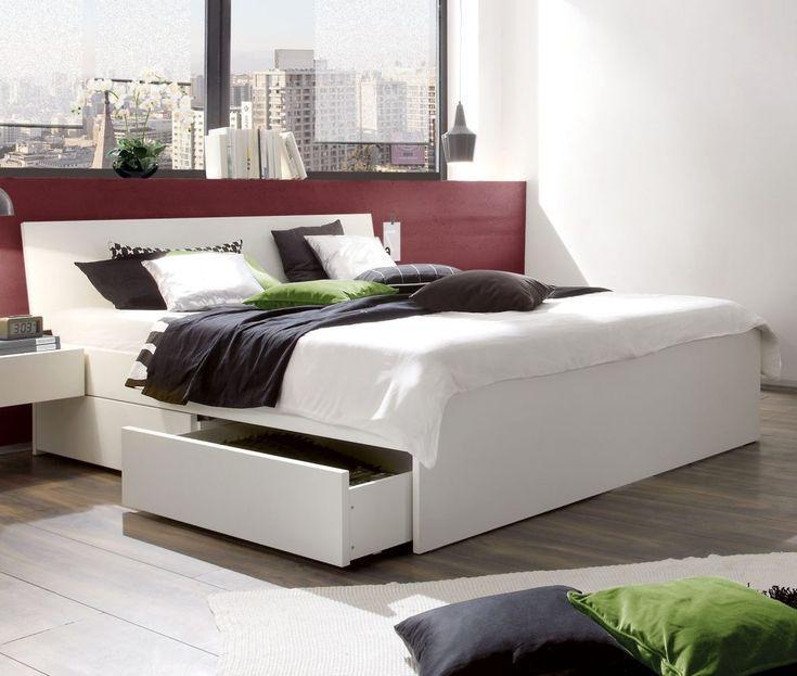 Hausdesign Nett Stauraum Bett 160 200 Stauraumbett Cm Online