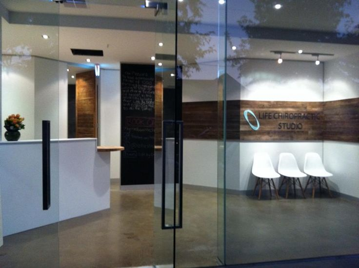 Chiropractic Office Interior Design Modern Chiropractic Office  Google Search  Chiropractic Office .