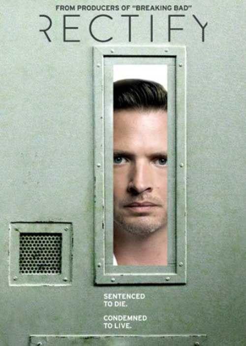 Rectify – saison 1 'Daniel Holden est un miraculé. Après avoir passé 19 années derrière les barreaux en attente d'une exécution, il est finalement disculpé grâce à des analyses ADN. De retour dans sa ville natale, qu'il avait quittée alors qu'il n'avait que 18 ans, Daniel doit de se reconstruire autour des siens.'
