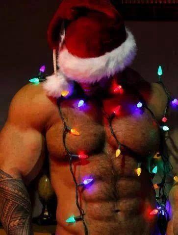 Man I'm suddenly feeling like Christmas | Hunks For Me ...