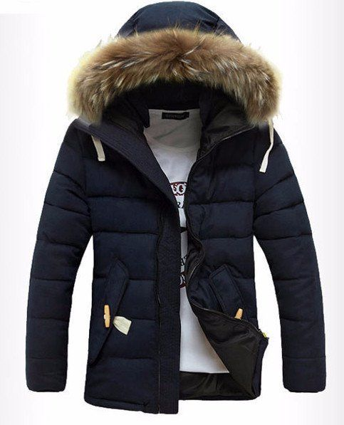 High Quality Men's Thick Warm Winter #Jacket