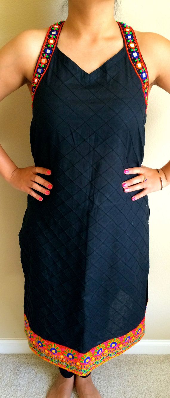 Hey, I found this really awesome Etsy listing at https://www.etsy.com/listing/233039730/halter-neck-long-kurti