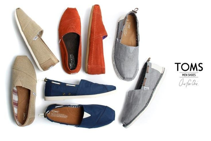 toms clearance