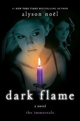 dark flame alyson noel