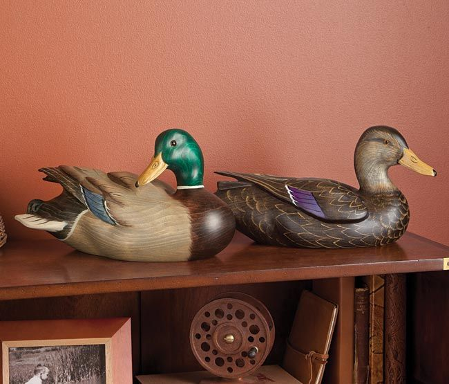 Just found this Decorative Wood Duck Decoys - Big Sky Master Series Limited-Edition Decoys -- Orvis on Orvis.com!