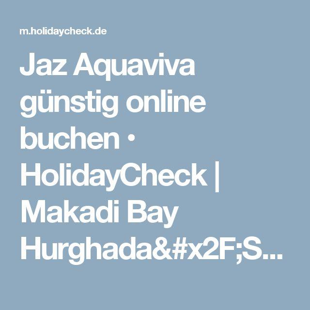 Jaz Aquaviva günstig online buchen • HolidayCheck | Makadi Bay Hurghada/Safaga Ägypten