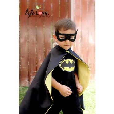 Batman boys costume @Ashley Walters Walters Walters Walters Bunker --and Ellie can be a cute cat woman. Since she loves cats. Hehe.