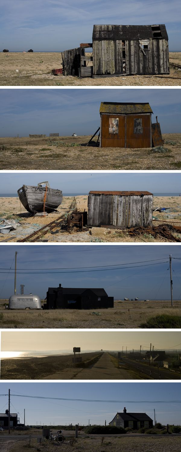 A visit to Dungeness, a unique place.