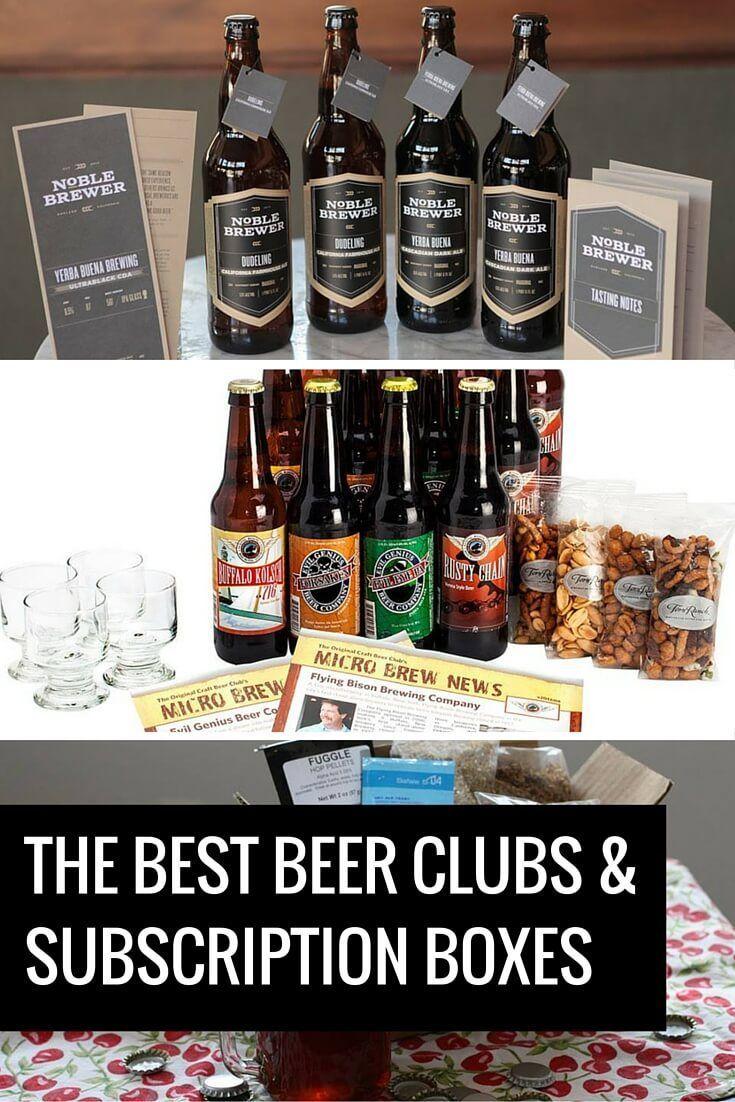 10 Best Beer Subscription Boxes In 2020 Beer Subscription Best Beer Beer