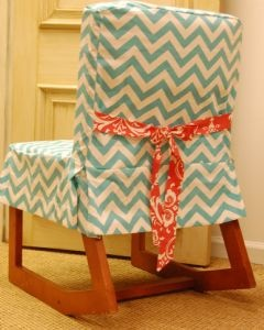 Bet we could make some of these to cover up the gross dorm furniture... they prob wouldn't look as nice haha