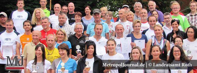 (RH) So sehen Sieger aus - Eine Nachlese zum Landkreislauf Roth 2014 - http://metropoljournal.de/roth-so-sehen-sieger-aus-eine-nachlese-zum-landkreislauf-roth-2014/