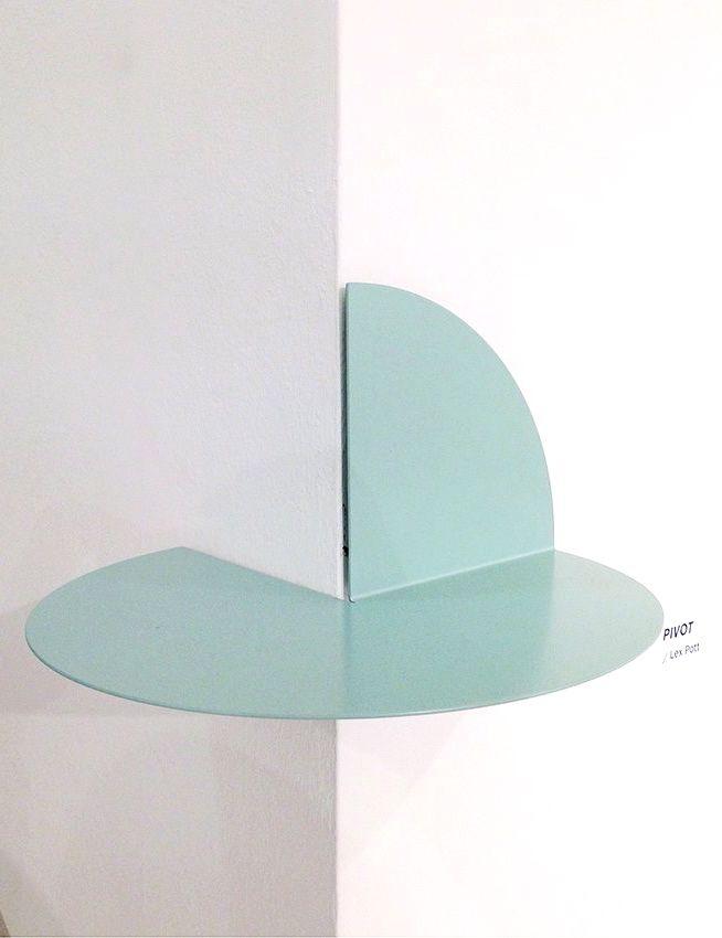 Via NordicDays.nl | New HAY 2014 Collection | Pivot Shelf by Lex Pott