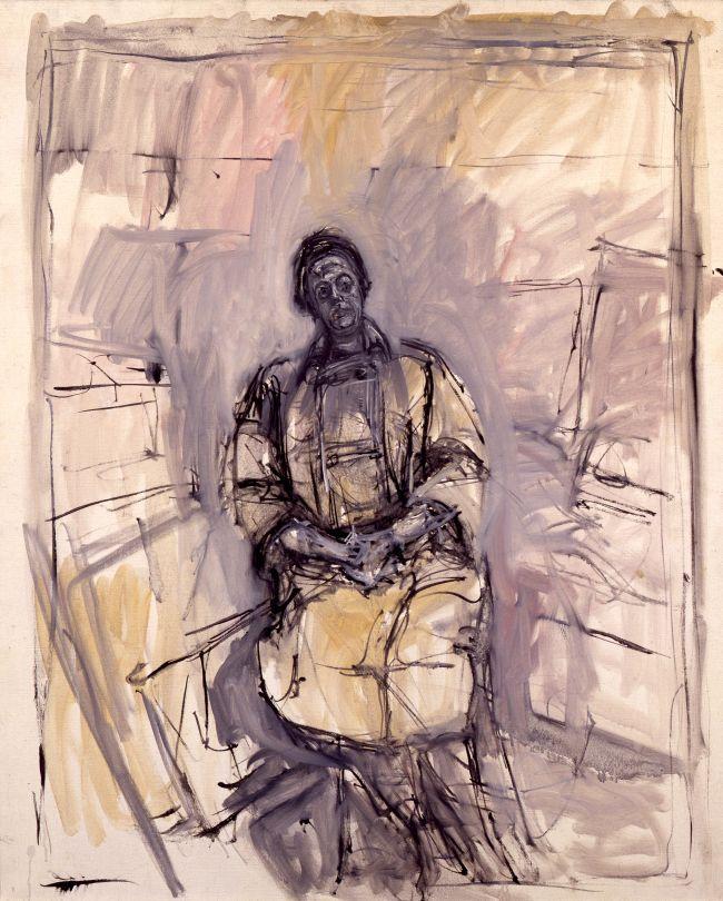 Alberto Giacometti – Portrait de Marguerite Maeght, 1961
