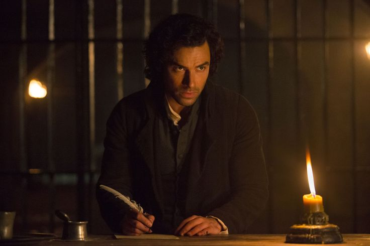 What did you think of Poldark episode 1?