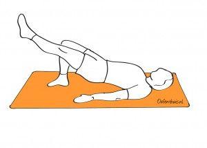 Lage rug, Stabiliteit, Oefening 5