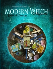 After the release of volume one readers from all over the world let us know that Modern Witch Magazine was not only invited into their homes but their circles and temples as well.  We knew that we had done something good and from the sound of it our readers did too! The creation of volume one was without a doubt a birthing for us and as we began to unfold the concepts behind Modern Witch Magazine Volume 2 we knew one thing was for certain, this   http://modernwitchonline.com/magazine/