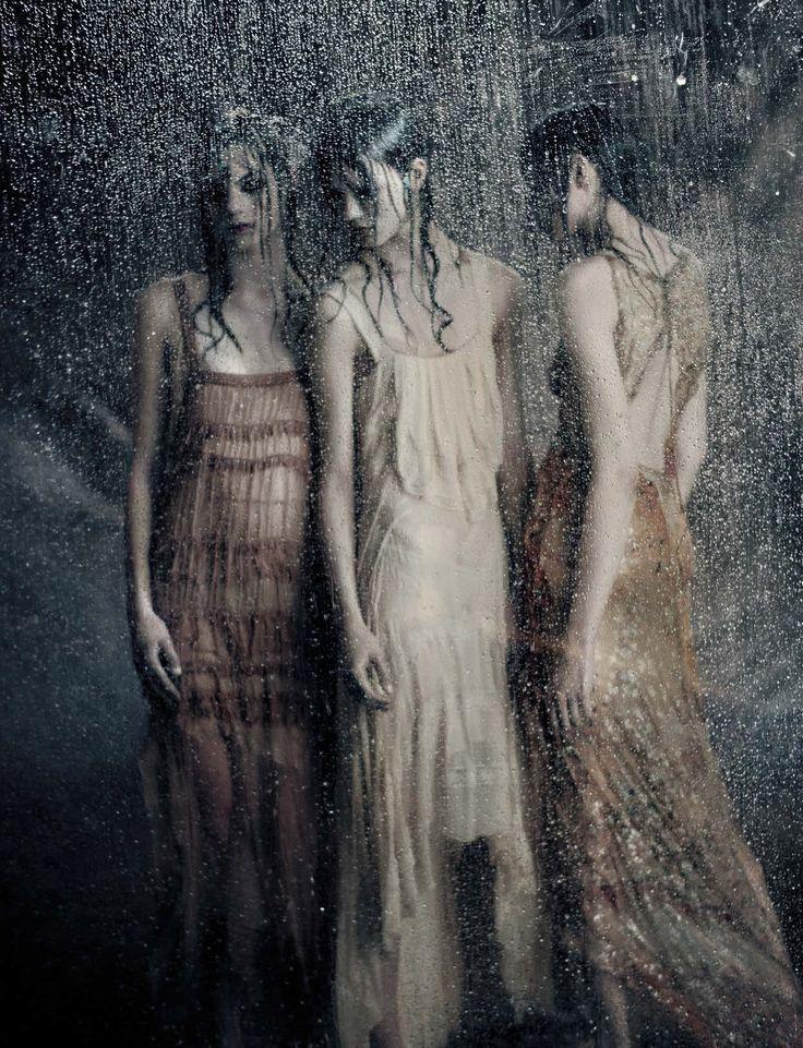 Vogue Italia May 2016 IN THE MOOD FOR LIGHTNESS PHOTOGRAPHER: PAOLO ROVERSI MODELS: AMALIE & CECILIE MOOSGAARD, ESTELLA BOERSMA, JULIE HOOMANS, ODETTE PAVLOVA, PEYTON KNIGHT, YASMIN WIJNALDUM, ROOS ABELS STYLING: JACOB K HAIR: LUKE HERSHESON MAKE UP: TOM PECHEUX NAILS: TYPHAINE KERSUAL & HIRO TAKABAYASHI