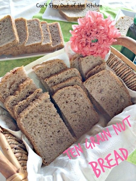 Red River Cereal Bread - Can't Stay Out of the Kitchen