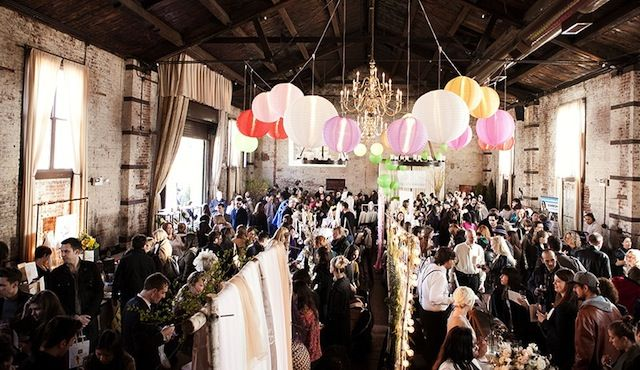 Wedding Crashers, the Brooklyn wedding fair for couples seeking one-of-a-kind nuptials, will host its fall edition at the Wythe Hotel Thursday, October 2.