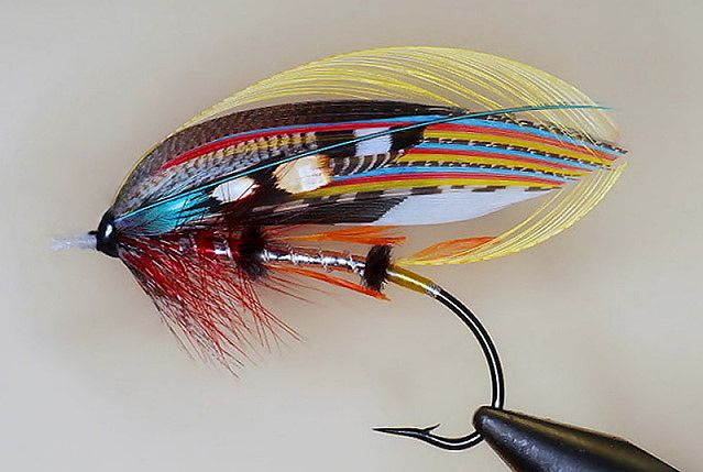 179 best Fly Tying - Classic Salmon Flies images on ... Classic Atlantic Salmon Fly Patterns