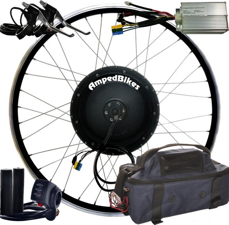 Electric Motor Kits For Push Bikes: 93 Best E-bike Motoren Und Antriebe Images On Pinterest