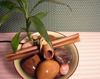 Como fazer uma fonte de bambu passo a passo | ARTESANATO PASSO A PASSO!