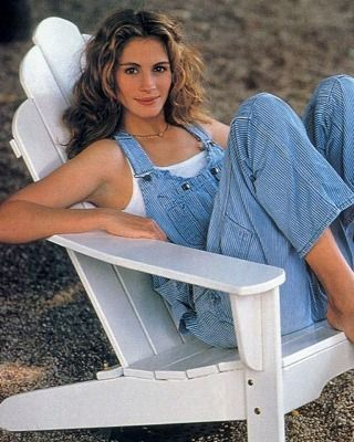 Leading lady Julia Roberts.                                                                                                                                                      More