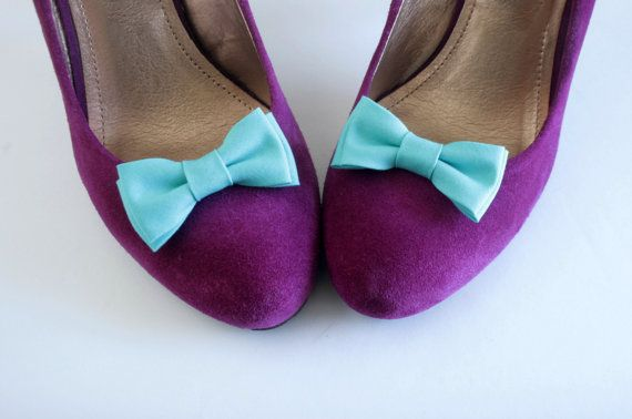 how to make shoe clip bow