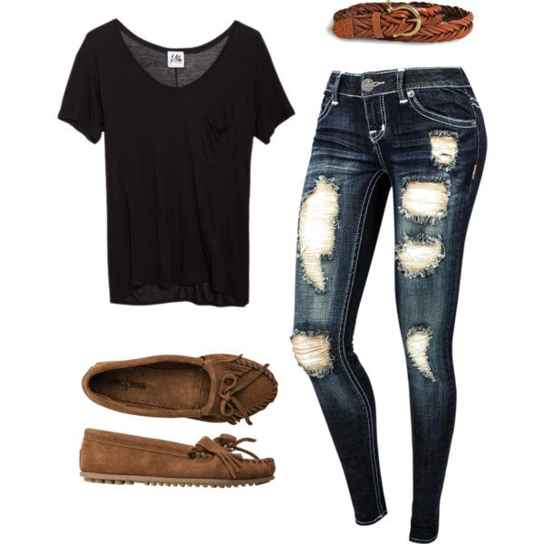 Cute for just a casual spring or summer day