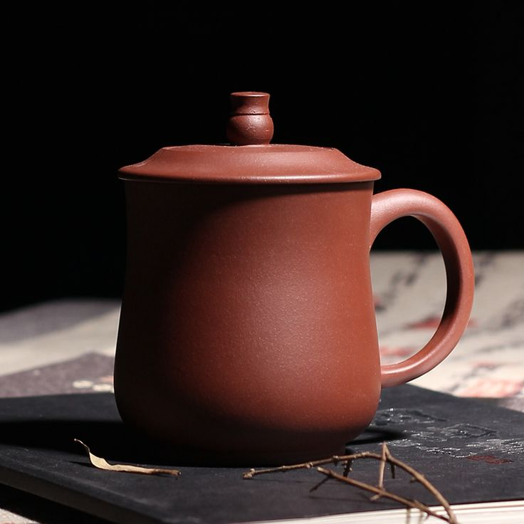 Min Yong cup Yixing authentic Bordeaux incense purple cup cup tea cup Handmade leadership Office