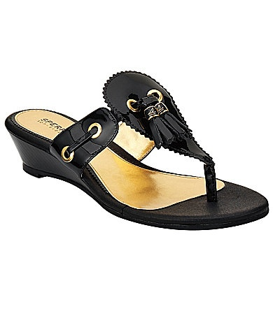 Sperry Isabella Demi-wedge sandals