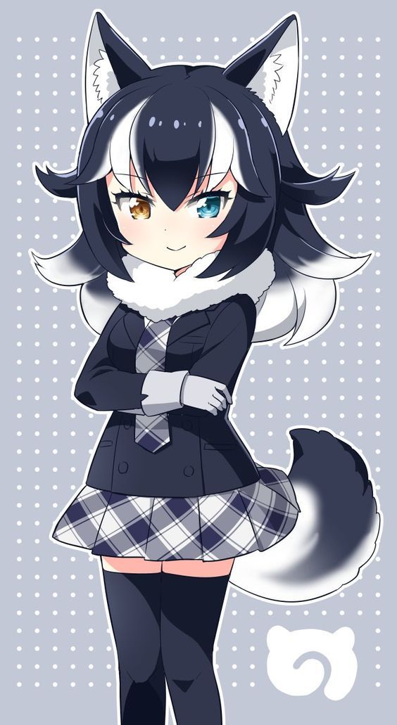 Pin by akuma cero on characters lobo anime dibujos de - Wolf girl anime pictures ...