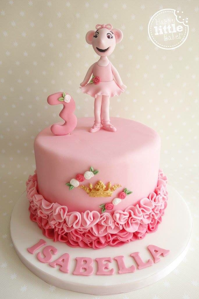Cake Design Ballet : 17 Best ideas about Angelina Ballerina on Pinterest ...