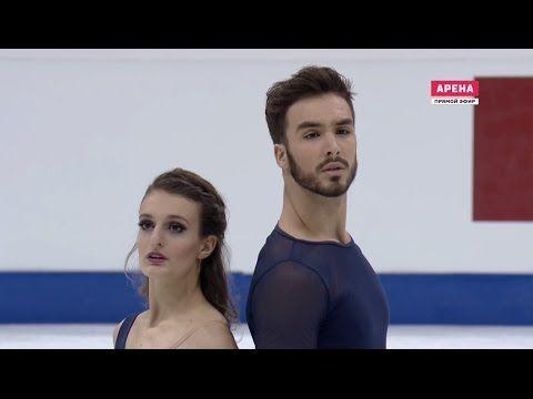 2016 European Championships. Ice Dance - FD. Gabriella PAPADAKIS / Guillaume CIZERON - YouTube