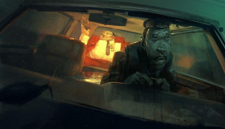 done by Sergey Kolesov