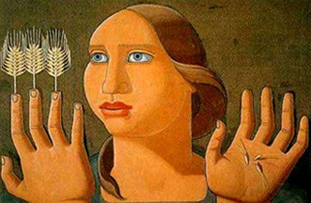 Mujerícolas: Maruja Mallo.