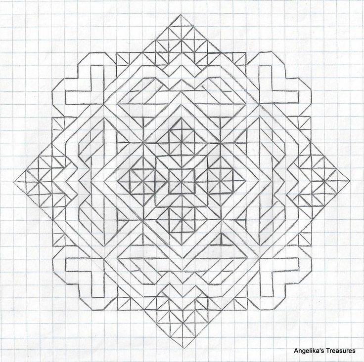 25+ unieke ideeën over Ruitjespapier op Pinterest